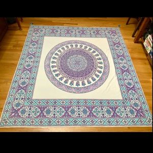 Urban Outfitters Tapestry Wall Hanging Tablecloth